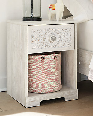 Paxberry Nightstand, , rollover
