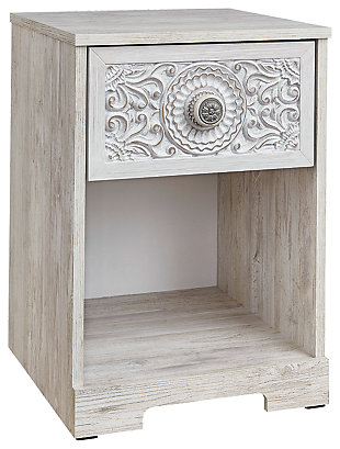Paxberry Nightstand, , large