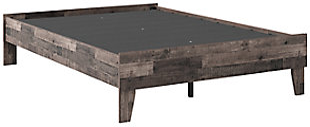 Neilsville Full Platform Bed, , large