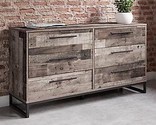 Neilsville Dresser, Multi Gray, rollover