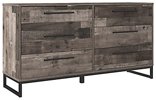 Neilsville Dresser, Multi Gray, large