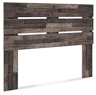 Neilsville Queen Panel Headboard, Multi Gray, large