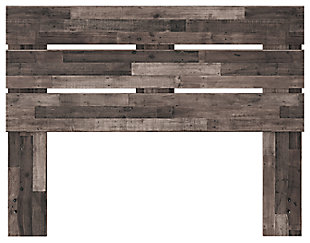 Neilsville Queen Panel Headboard, Multi Gray, rollover