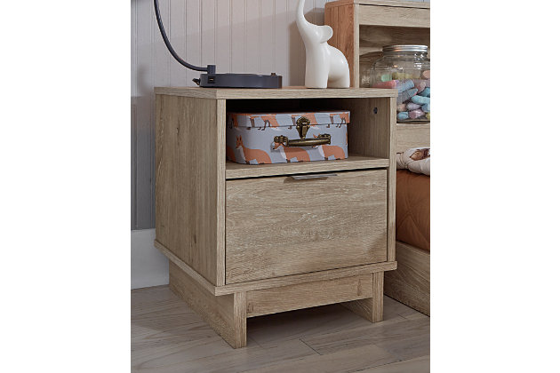 Oliah Nightstand, , large