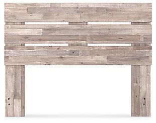 Neilsville Queen Panel Headboard, Whitewash, rollover