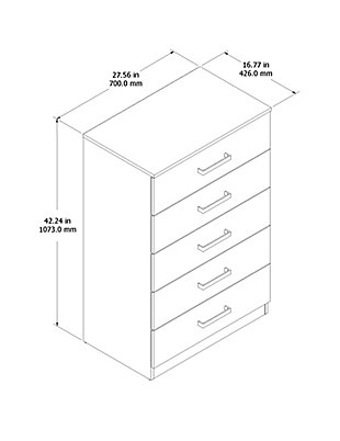 Alexander Chest of Drawers, , large