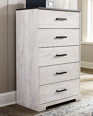 Shawburn Chest of Drawers, , rollover