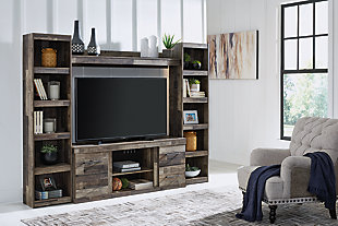 Derekson 4-Piece Entertainment Center, , rollover