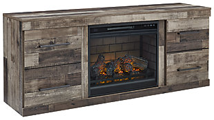 "Derekson 63"" TV Stand with Electric Fireplace, , large"