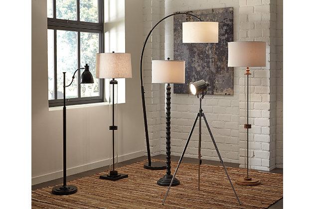 Tabby Floor Lamp