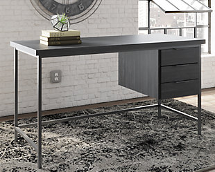 """Yarlow 55"""" Home Office Desk, , rollover"""