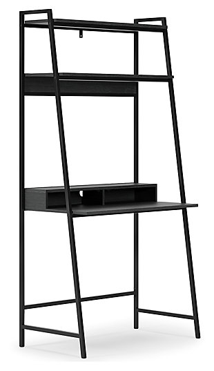 """Yarlow 36"""" Home Office Desk with Shelf, , large"""