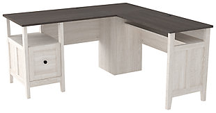 Dorrinson 2-Piece Home Office Desk, , large