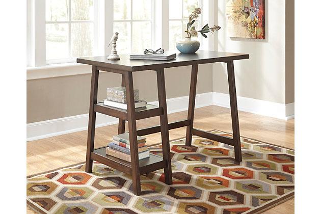 "lewis 42"" home office desk | ashley furniture homestore"