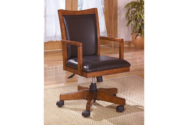 Cross Island Home Office Desk Chair, , large