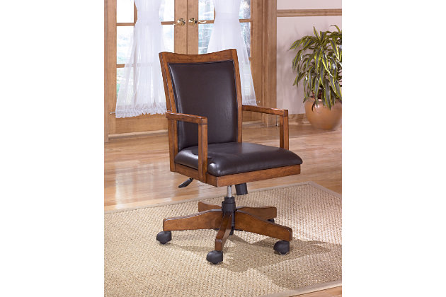 Trustworthy Cross Island Home Office Desk Chair Product Photo