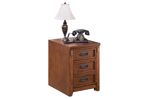 Cross Island File Cabinet, , large