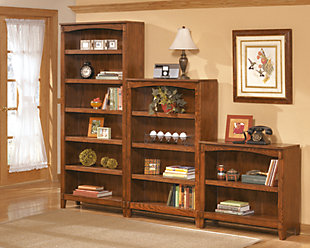 "Cross Island 53"" Bookcase, , large"