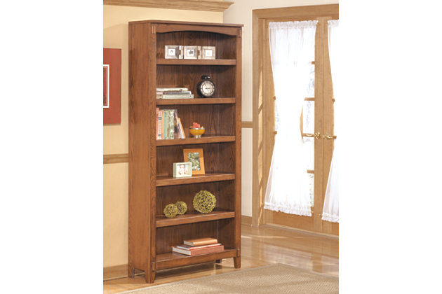 Cross Island 75 Bookcase Ashley Furniture Homestore