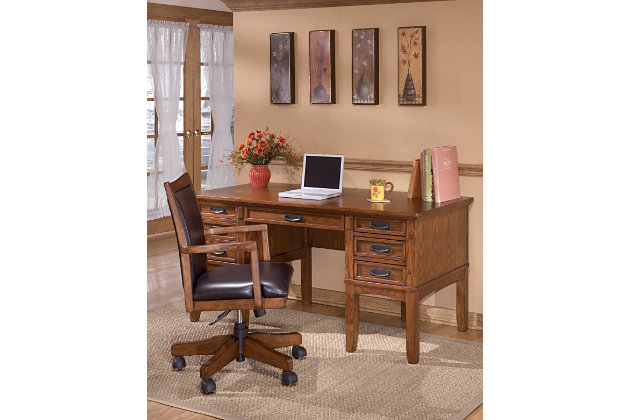 Cross Island 60 Home Office Desk Ashley Furniture Home