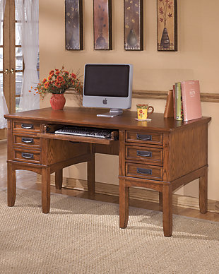 "Cross Island 60"" Home Office Desk, , rollover"