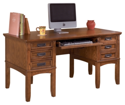 Cross Island 60 Home Office DeskAshley Furniture HomeStore