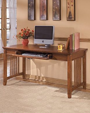 "Cross Island 60"" Home Office Desk, , large"