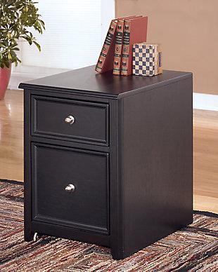 Almost Black View. Carlyle 30  Bookcase   Ashley Furniture HomeStore