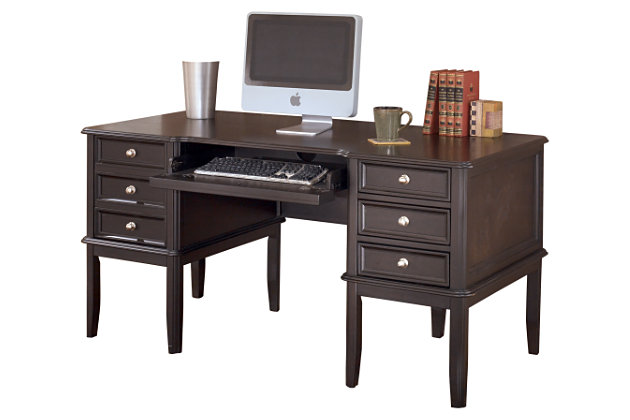 carlyle 60 home office desk carlyle 60 home office desk is rated 4 7