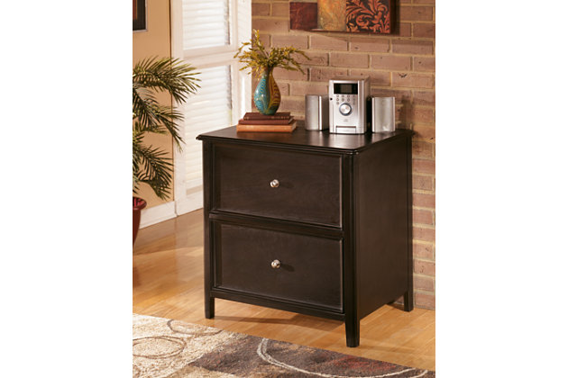 New Carlyle File Cabinet Product Photo