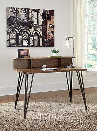 "Fullinfurst 48"" Home Office Desk and Hutch, , large"