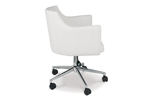 Baraga Home Office Desk Chair Ashley Furniture Homestore