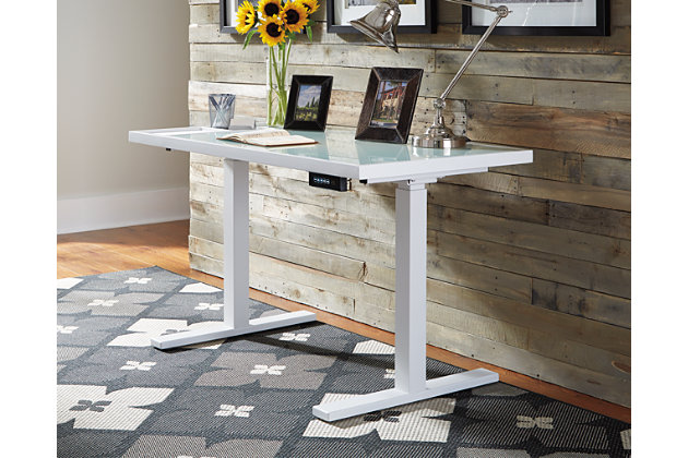 Baraga home office desk large