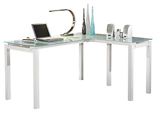 "Baraga 61"" Home Office Desk, , large"