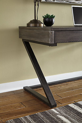 "Harpoli 60"" Home Office Desk, , large"