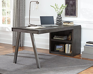 Raventown Medium Bookcase Desk Return, , rollover