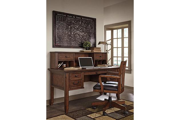 woodboro home office desk chair | ashley furniture homestore