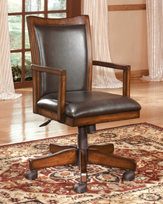 Office Desk Chair Medium Brown Home Product Photo 2482