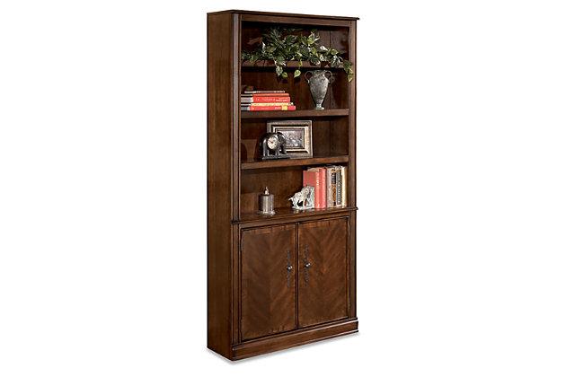 """Hamlyn 75"""" Bookcase, , large"""