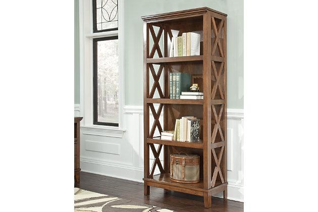 Burkesville 72 Bookcase Ashley Furniture Homestore