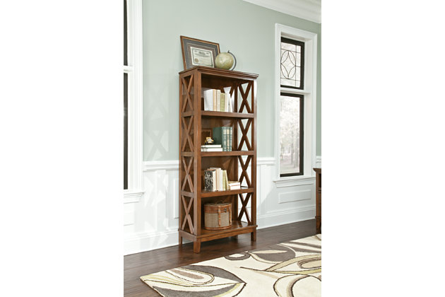 View Burkesville Bookcase Product Photo