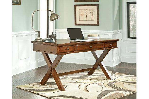 Magnificent Burkesville Home Office Desk Product Photo