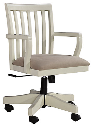 Sarvanny Home Office Desk Chair, , large
