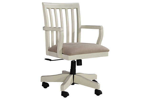sarvanny home office desk chair | ashley furniture homestore