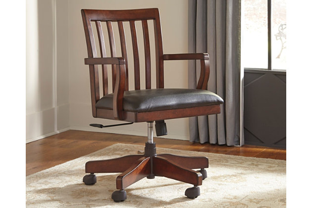 Wassner Home Office Desk Chair - Office Chairs Ashley Furniture HomeStore