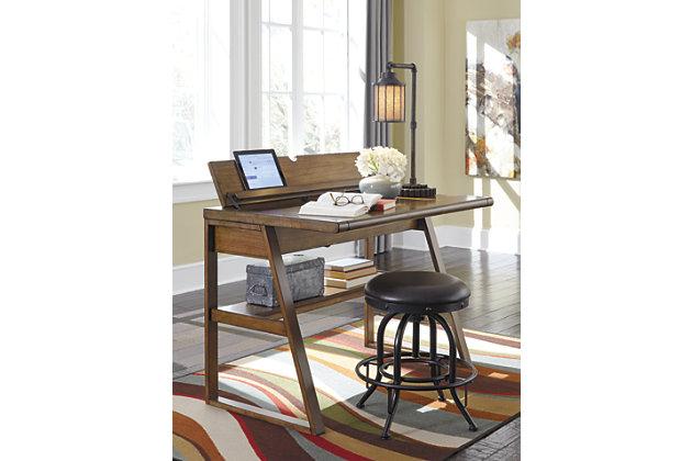 """Birnalla 42"""" Home Office Desk, , large"""
