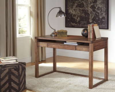 "Baybrin 48"" Home Office Desk by Ashley HomeStore, Rustic ..."