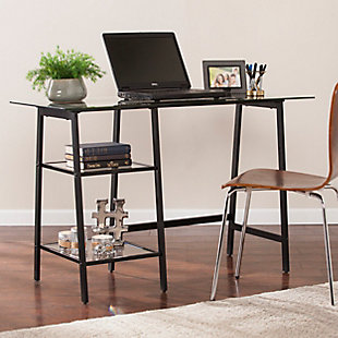 Evie A-Frame Writing Desk, , large