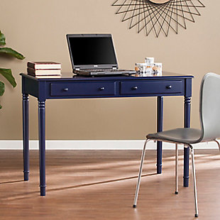 Clara 2-Drawer Writing Desk, , rollover