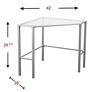 Hallie Corner Desk, , large
